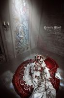 Trinity Blood: The end by Astarohime