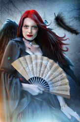 Angels - Within Temptation by taurus0091