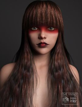 Caelan Preview:Fantasy Makeup by Kadaj777