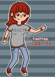 the Lindsay Tuggey by LetsSaveTheUniverse