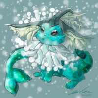Frosty by AudGreen
