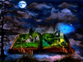 The Book Of Dreams by montag451