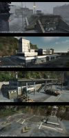 Crysis Multiplayer Buildings 2 by GeneralPeer