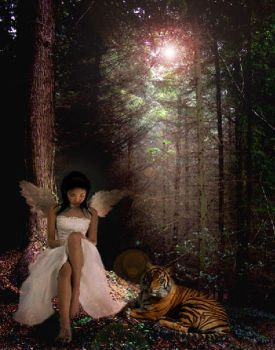 Quick Fairy PhotoManipulation by waseemzzz