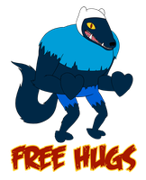 Free Hugs by Red-Flare