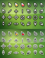 Gruppled Cursors by gruppler