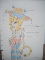 Is this a mexican suwako? by Kh3mm4