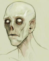 SCP-096: The Shy Guy by ManicShadow