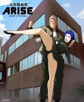 GITS Arise by sbel02