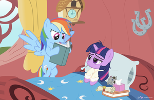 Returning the Favour by dm29