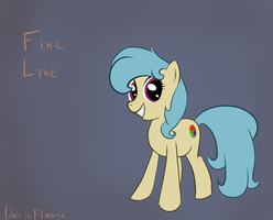 Fine Line DAY27 by DarkFlame75