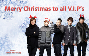 Merry Christmas To All VIPs by Hentaro