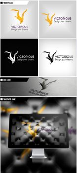Logo: Victorious by VictoriousD