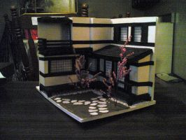 Japanese Garden - 1st Model by liangelkissesil
