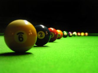 billiards by dff