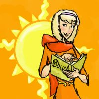 Rose Lalonde Day 2 Color Challenge! by mermaid554