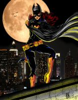 Batgirl_TQ and RBEL by BigRob1031