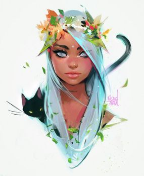 A little something by rossdraws