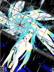 Princess Racing Miku 2015 - The Lost One's Weeping by Nikazuki