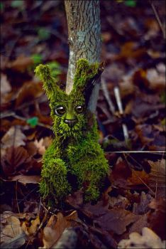 Forest creature by chipset