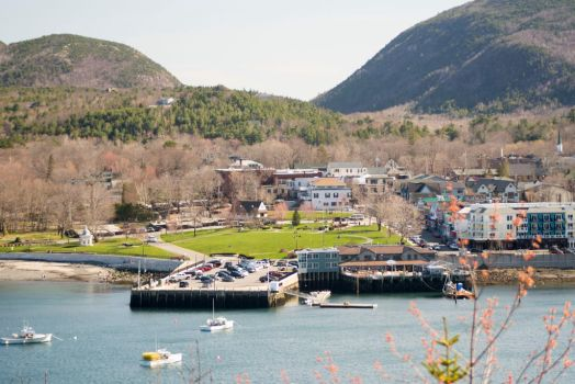 Bar Harbor by R-B