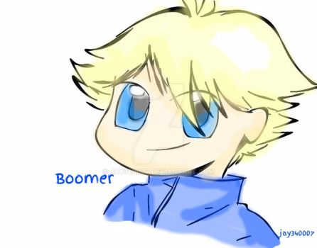 rrb - Boomer by jay340007
