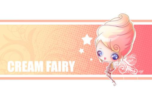 Cream Fairy by maky-lab