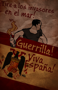 Propaganda of the Spanish Protectorate by LonelyDoge