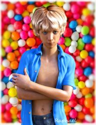 Candy Boy by gmotier