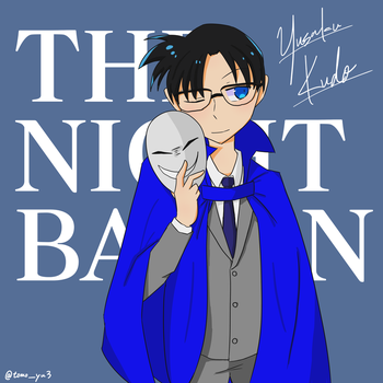 The Night Baron by TomoR1412