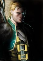 DAII: Anders by ximena07