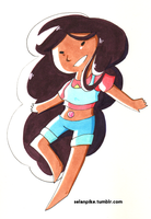 Stevonnie by SelanPike