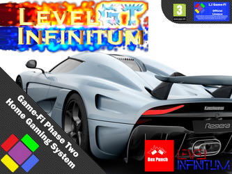 Level Infinitum GT Game-Fi Phase Two Cover by LevelInfinitum