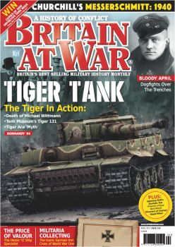 Britain at War Magazine - issue April 2017 by rOEN911
