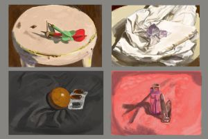 Still life studies by Fabianparente