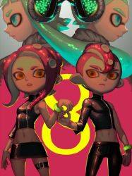 Agent8 and Agent3 by bellhenge