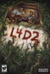 l4D2 Cover Redesign by JesterCapp