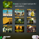 Breaking Bad Folder Icon Pack (all seasons) by Ashkaaaaaan