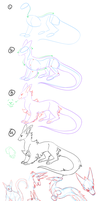 Quick n Dirty Faelidh Anatomy Guide by Verlidaine