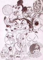 PokeAwesome/SeaNanners by Megatoon27