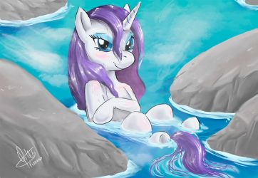 Hot Spring Rarity by DrizztHunter