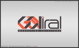 GoViral Solutions Logo by Pixel-ified