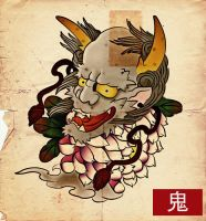 oni by marrocka