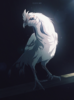 Big White Cock (is a Big Delusion) by Volinfer
