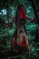 Whispess Lady of the Woods (Witcher 3 Cosplay) by elenasamko