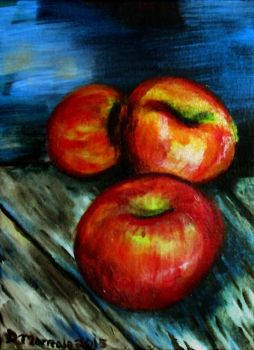 2015 Apples 1 by DionysusRex