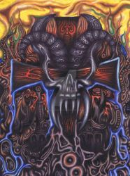 Devil's Demise No. 2 by Madd2daMaxx