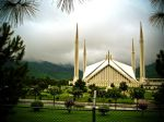 Shah Faisal Mosque by midwatch