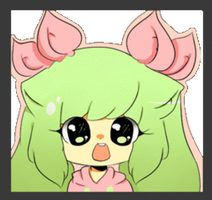 Gift For Mah SugarLime-chan by MechanicMocha