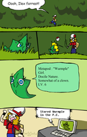 HG Nuzlocke : 52 by SaintsSister47